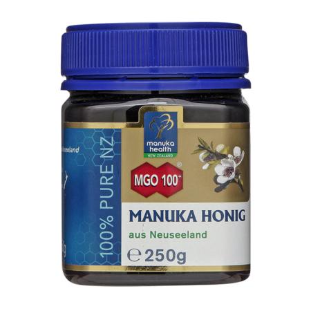Manuka Honig MGO 100+ 250 Gramm