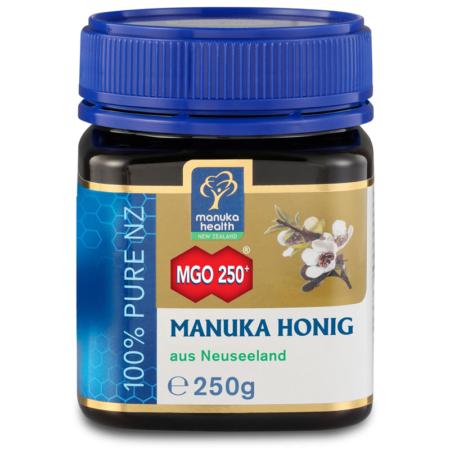 Manuka Honig MGO 250+ 250 Gramm