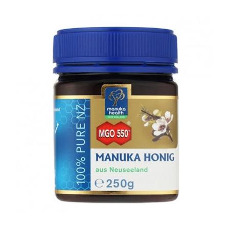 Manuka Honig MGO 550+ 250 Gramm