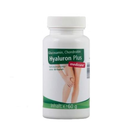 Medicura Hyaluron Plus Gelenk Kapseln