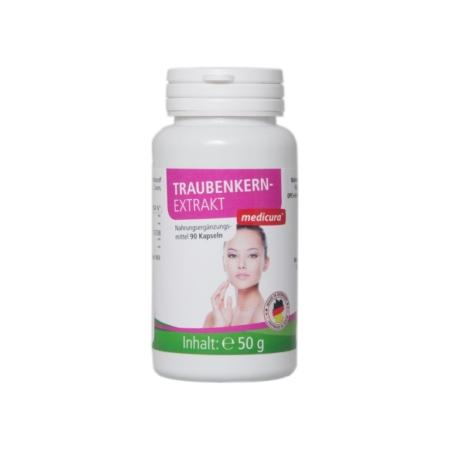 Medicura OPC Traubenkern-Extrakt Kapseln