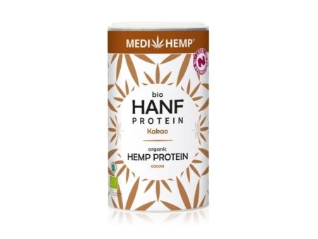 Medihemp Hanfprotein Kakao bio