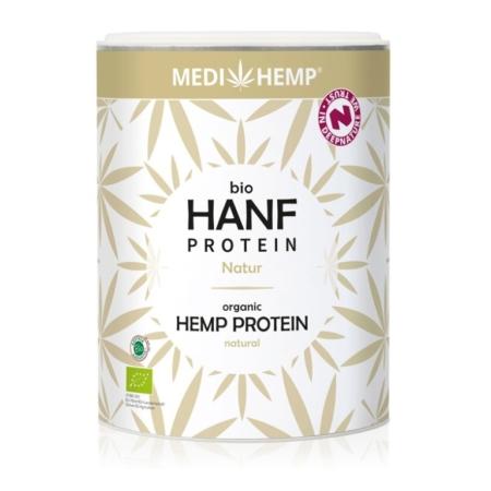 Medihemp Hanfprotein Natur bio