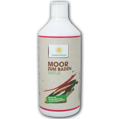 SonnenMoor Moor zum Baden Natur (1 Liter)