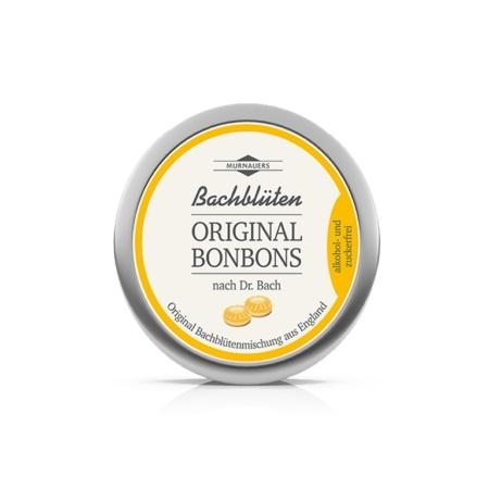 Murnauers Original Notfall Bonbons nach Dr Bach