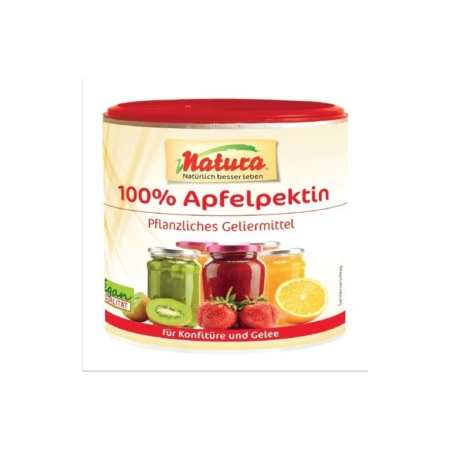 Natura 100% Apfelpektin Geliermittel