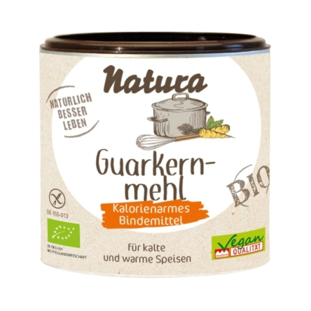 Natura Bio Guarkern-Mehl