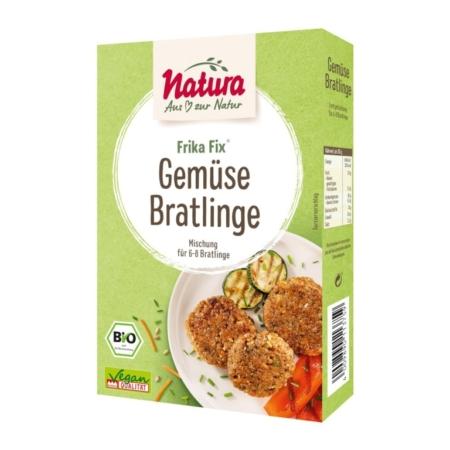 Natura Frika Fix Gemüse Bratlinge bio (150g)