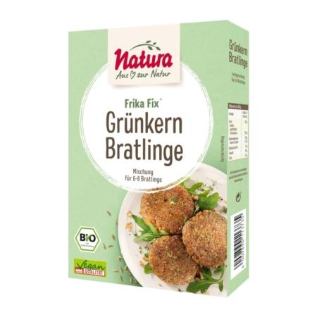 Natura Frika Fix Grünkern Bratlinge bio (150g)