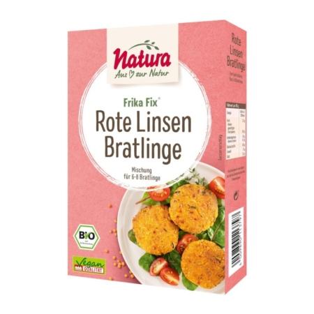 Natura Frika Fix Rote Linsen Bratlinge bio (150g)