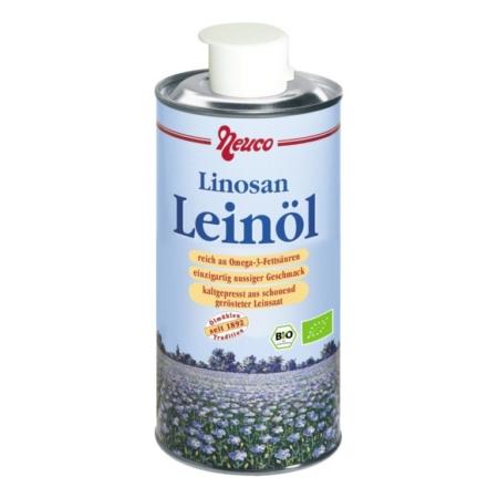 Neuco Linosan Leinöl bio