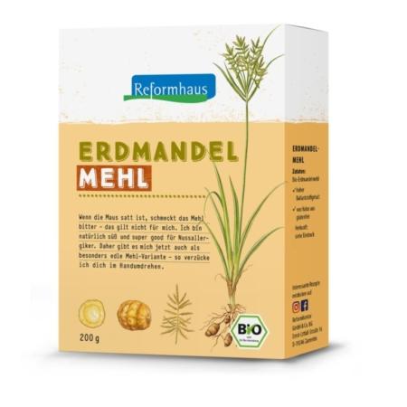 Reformhaus Erdmandelmehl bio