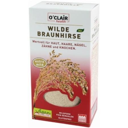 O'Clair Health Wilde Braunhirse bio