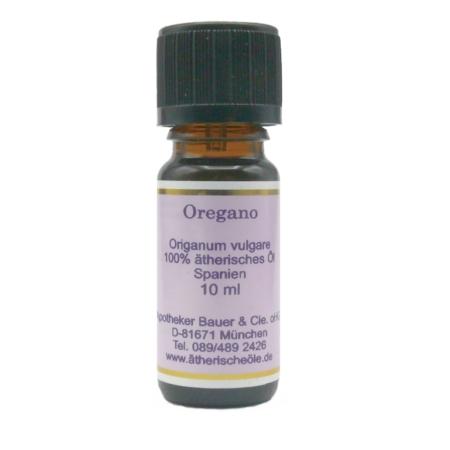 Oregano-Öl