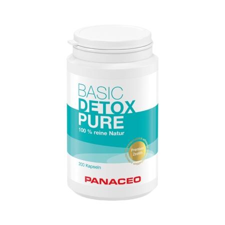 Panaceo Detox Pure Kapseln