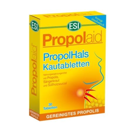 Propolaid PropolHals Kautabletten