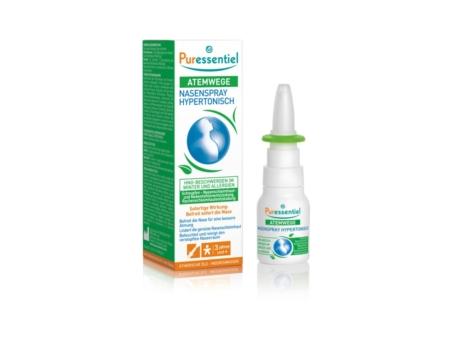 Puressentiel Atemwege Nasenspray Hypertonisch