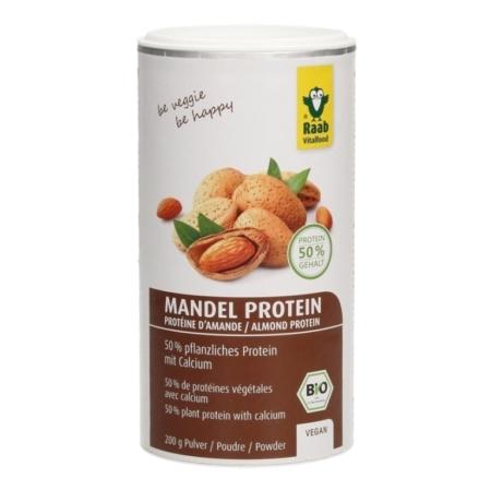 Raab Bio Mandel Protein Pulver
