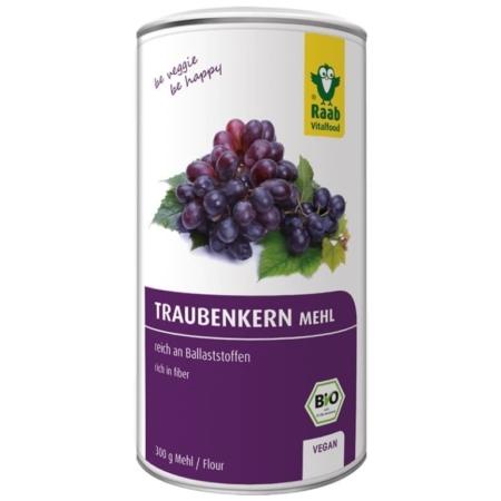 Raab Bio Traubenkernmehl