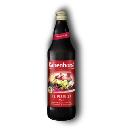 Rabenhorst 11 plus 11 rot (750ml)