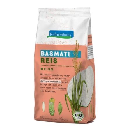 Reformhaus Basmati Reis weiss bio