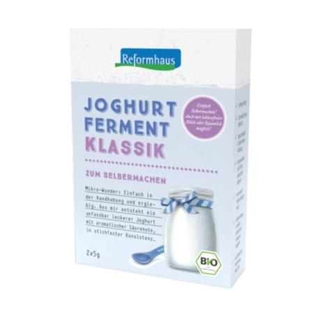 Reformhaus Joghurt Ferment probiotisch bio (2x5g)