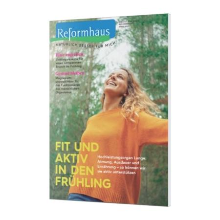 Reformhaus® Magazin Ausgabe April 2021