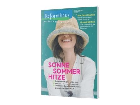 Reformhaus® Magazin Ausgabe Juli 2021