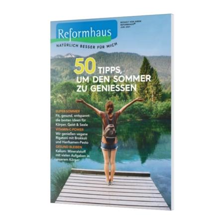 Reformhaus® Magazin Ausgabe Juni 2021