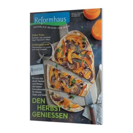 Reformhaus® Magazin Ausgabe Oktober 2021