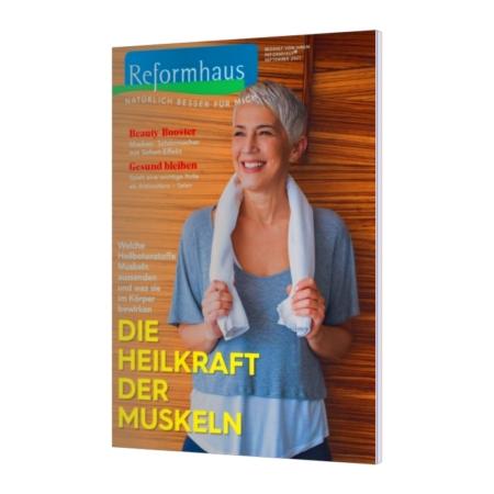 Reformhaus® Magazin Ausgabe September 2021