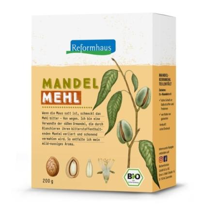 Reformhaus Mandelmehl bio
