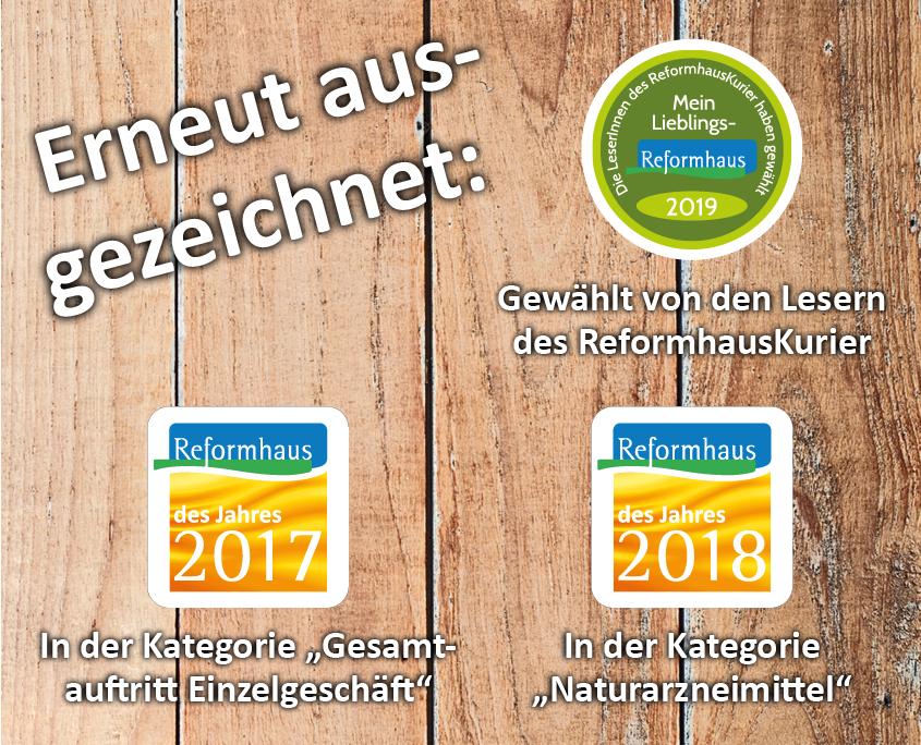 Klocke Reformhaus 2019