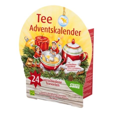 Salus Adventskalender Tee bio