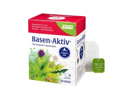 Salus Basen-Aktiv Kräutertee Nr. 2 (40 Filterbeutel)