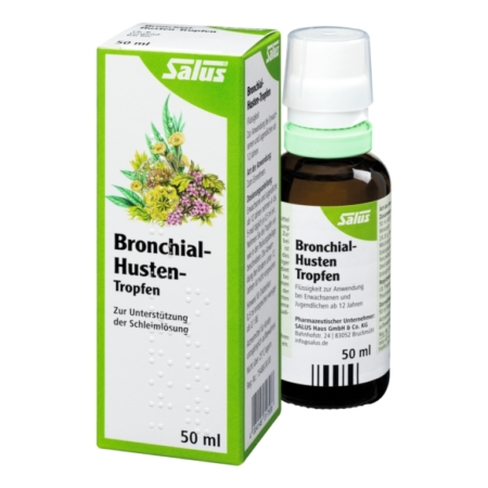 Salus Bronchial-Husten-Tropfen