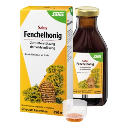 Salus Fenchelhonig