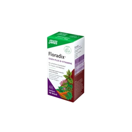 Salus Floradix Eisen plus B-Vitamine