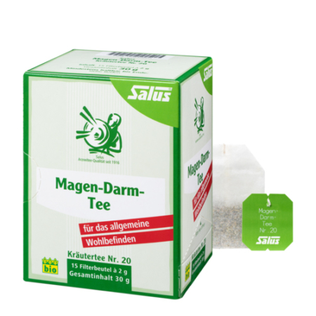 Salus Magen-Darm-Tee (15 Filterbeutel)