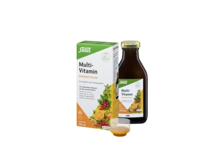 Salus Multi-Vitamin Energetikum bio (250ml)