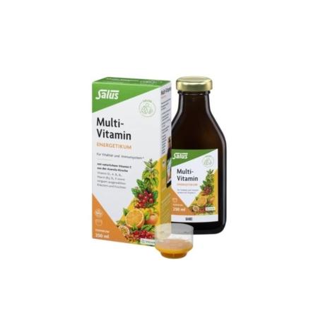 Salus Multi-Vitamin Energetikum bio (250ml)
