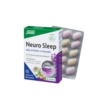 Salus Neuro Sleep Melatonin 2-Phasen Tabletten