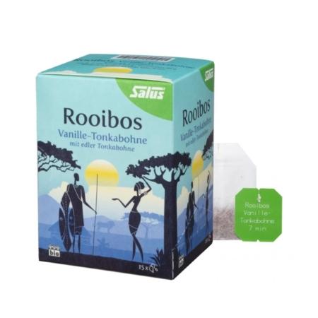 Salus Rooibos Vanille-Tonkabohne Tee bio