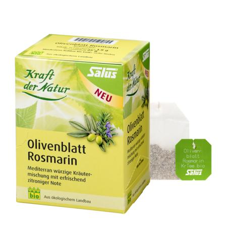 Salus Kräutertee Olivenblatt Rosmarin