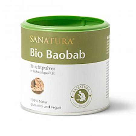 Sanatura Bio Baobab Pulver 90g