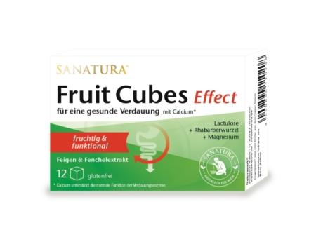 Sanatura Fruit Cubes Effect