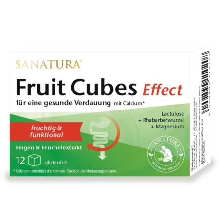 Sanatura Fruit Cubes Effect