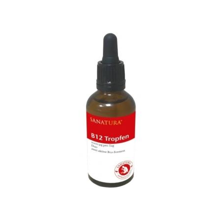 Sanatura Vitamin B12 Tropfen
