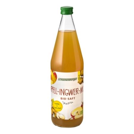 Schoenenberger Apfel-Ingwer-Mix bio