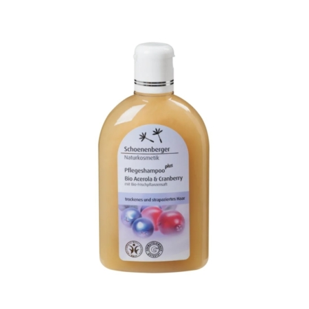 Schoenenberger Pflegeshampoo plus Bio Acerola & Cranberry